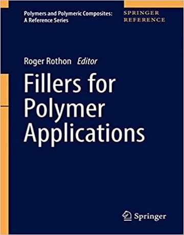کتاب پرکننده ها برای کاربردهای پلیمری