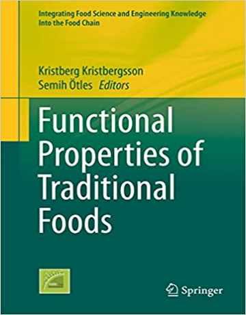کتاب خواص عملکردی غذاهای سنتی