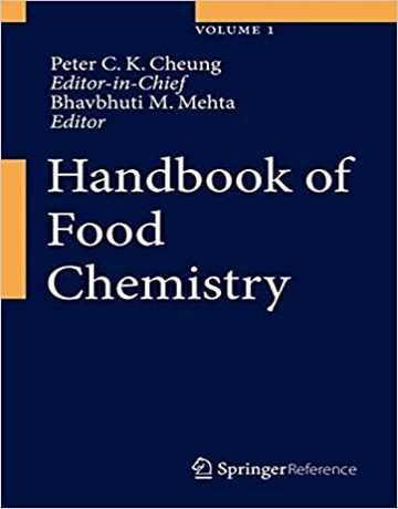 هندبوک شیمی مواد غذایی