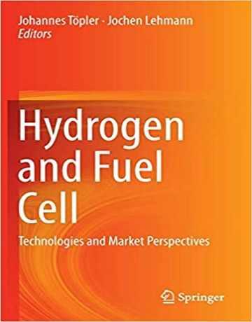 کتاب هیدروژن و پیل های سوختی