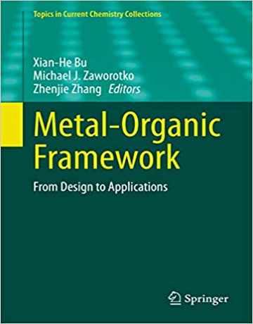چارچوب های آلی-فلزی ( MOFs ): از طراحی تا کاربردها