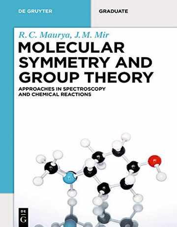 تقارن مولکولی و نظریه گروه: رویکردها در طیف سنجی