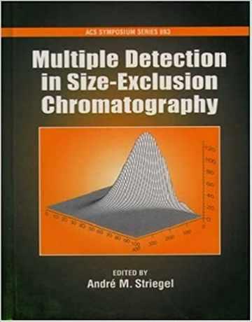تشخیص چندگانه در کروماتوگرافی اندازه طردی