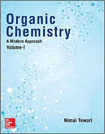 کتاب شیمی آلی: رویکرد مدرن جلد 1
