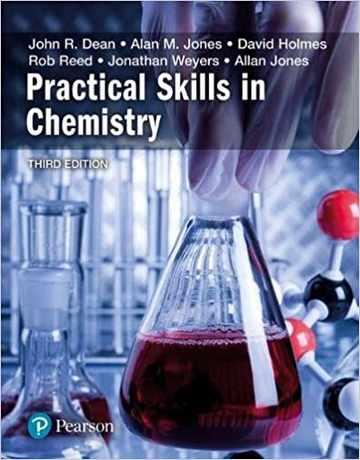 کتاب مهارت های عملی در شیمی ویرایش سوم