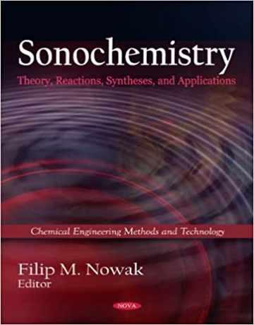 کتاب سونوشیمی: تئوری، واکنش ها، سنتز و کاربردها