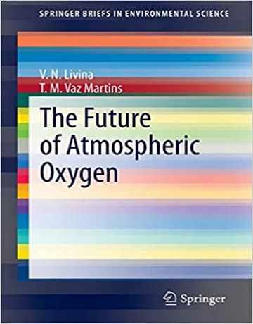 کتاب آینده اکسیژن اتمسفر