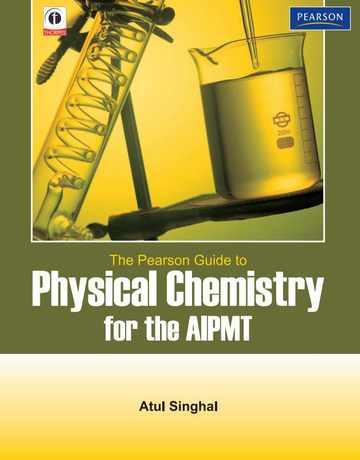 کتاب راهنمای پیرسون شیمی فیزیک برای AIPMT