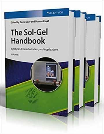 هندبوک سل-ژل: سنتز، تعیین مشخصات و کاربردها 3 جلدی
