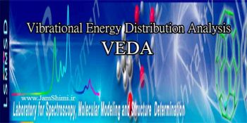 دانلود VEDA 4.0 نرم افزار مدل سازی مولکولی و طیف سنجی