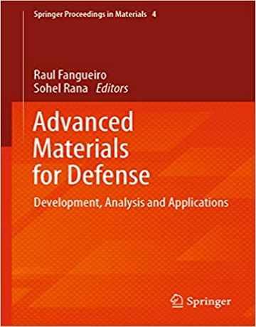 مواد پیشرفته برای محافظت: توسعه، آنالیز و کاربردها