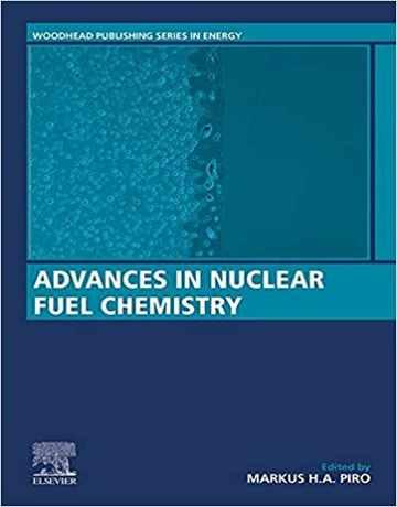 کتاب شیمی پیشرفت در سوخت هسته ای