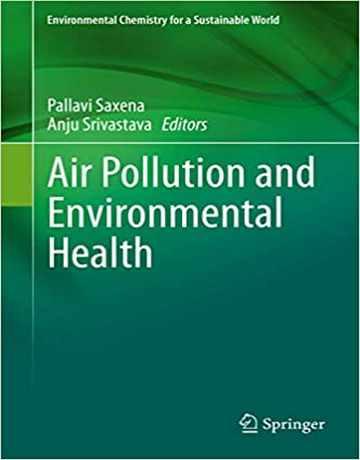 کتاب آلودگی هوا و بهداشت محیط