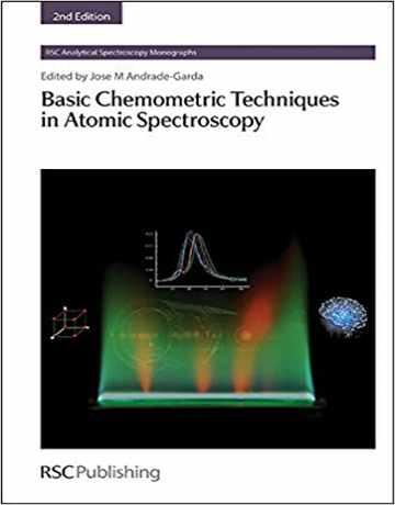 کتاب روش های کمومتریکس پایه در طیف سنجی اتمی ویرایش دوم