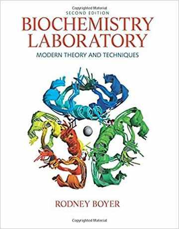 کتاب آزمایشگاه بیوشیمی: تئوری مدرن