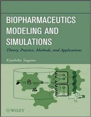 مدل سازی بیوفارماکوتیک و شبیه سازی