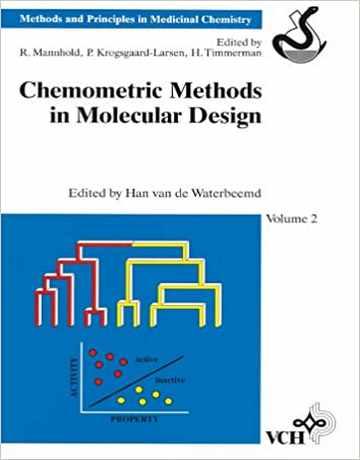 روش های کمومتریکس در طراحی مولکولی جلد 2