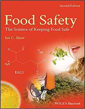 کتاب ایمنی مواد غذایی: علم ایمن سازی مواد غذایی ویرایش 2