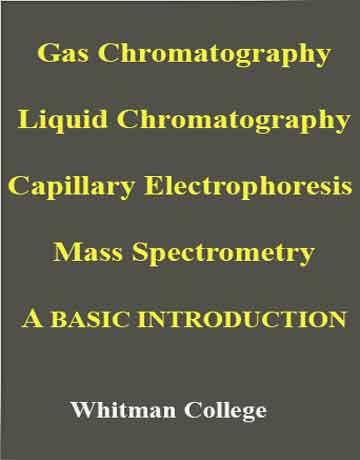 کروماتوگرافی گازی، کروماتوگرافی مایع، اسپکترومتری جرمی