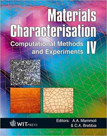 کتاب شناسایی مواد IV: روش های محاسباتی و آزمایش ها
