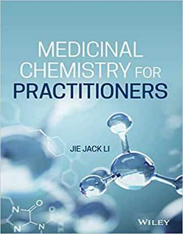 کتاب شیمی دارویی برای متخصصان Jie Jack Li