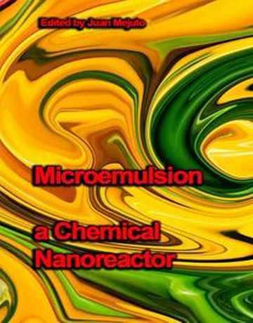 کتاب میکروامولسیون یک نانوراکتور شیمیایی