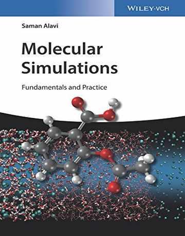 کتاب شبیه سازی مولکولی: اصول و تمرین