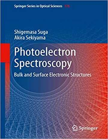 کتاب طیف سنجی فوتوالکترون