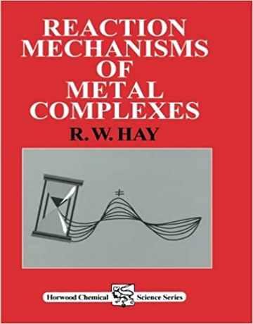 کتاب مکانیسم های واکنش کمپلکس های فلزی