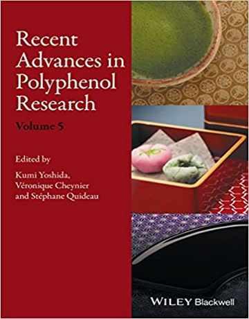 کتاب پیشرفت در تحقیقات پلی فنول جلد 5