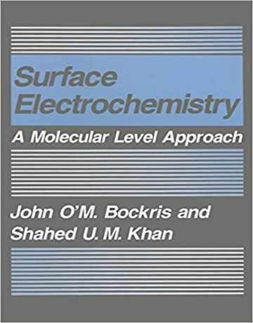 الکتروشیمی سطح: یک رویکرد سطح مولکولی اثر بوکریس