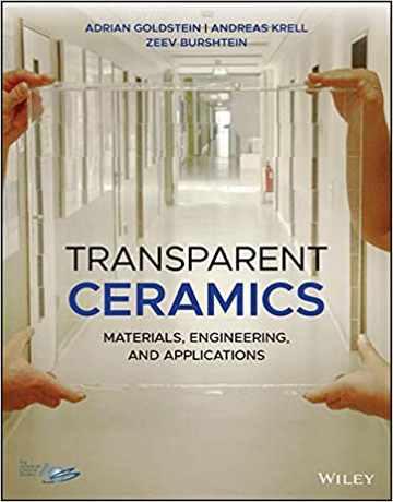 سرامیک های شفاف: مواد، مهندسی و کاربردها