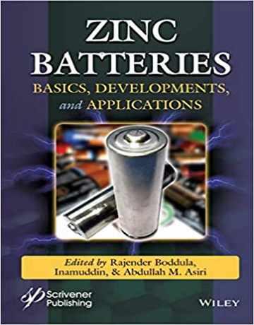باتری های روی: اصول، توسعه و کاربردها