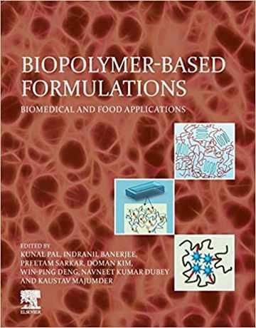 فرمولاسیون مبتنی بر بیوپلیمر
