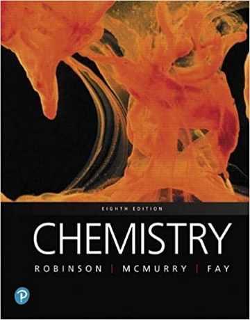 کتاب شیمی عمومی مک موری-فای ویرایش هشتم