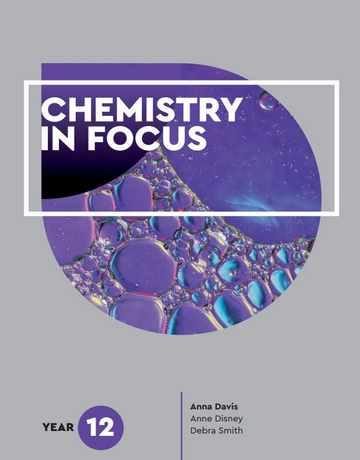 کتاب شیمی در توجه پایه دوازدهم ویرایش دوم