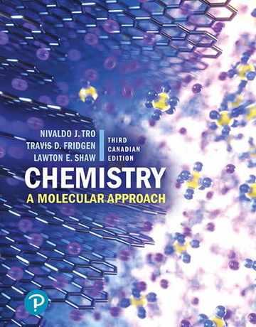 کتاب شیمی عمومی ترو ویرایش سوم با رویکرد مولکولی 2020