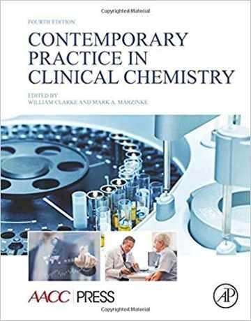 کتاب تمرین های معاصر در شیمی بالینی ویرایش چهارم