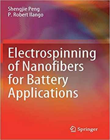 الکترواسپینینگ نانوفیبرها برای کاربردهای باتری 2020