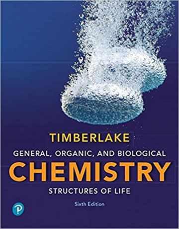 شیمی عمومی، شیمی آلی و بیولوژیکی تیمبرلیک ویرایش ششم