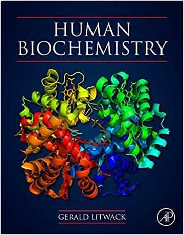 کتاب بیوشیمی انسانی Gerald Litwack