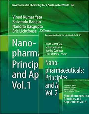 کتاب نانو داروها: اصول و کاربردها جلد 1 و 2 چاپ 2020