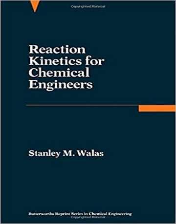 کتاب سینتیک واکنش برای مهندسان شیمی استانلی والاس