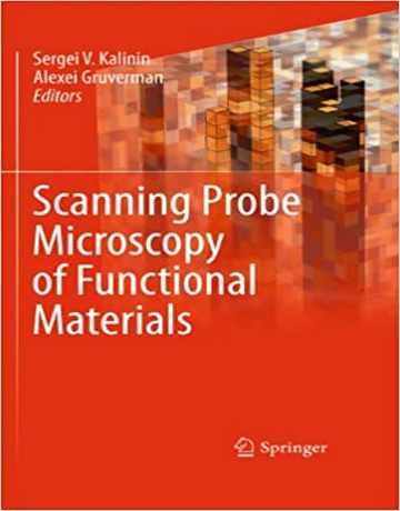 میکروسکوپ پروبی روبشی از مواد کاربردی