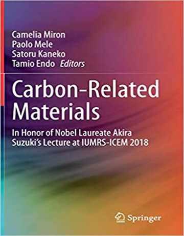 کتاب مواد مرتبط با کربن چاپ 2020