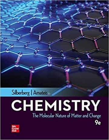 کتاب شیمی عمومی سیلبربرگ ویرایش نهم 2020