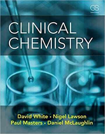 کتاب شیمی بالینی دیوید وایت (منابع مربی) + پاورپوینت