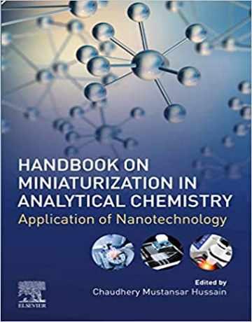 هندبوک کوچک سازی در شیمی تجزیه: کاربردهای نانوتکنولوژی