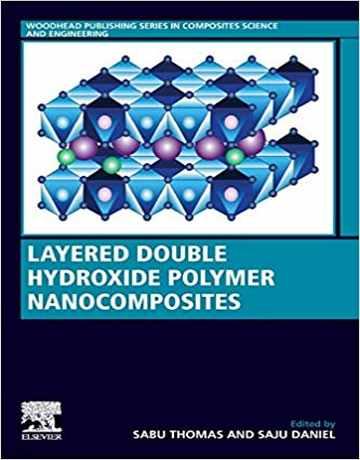 نانوکامپوزیت های پلیمری هیدروکسید دو لایه