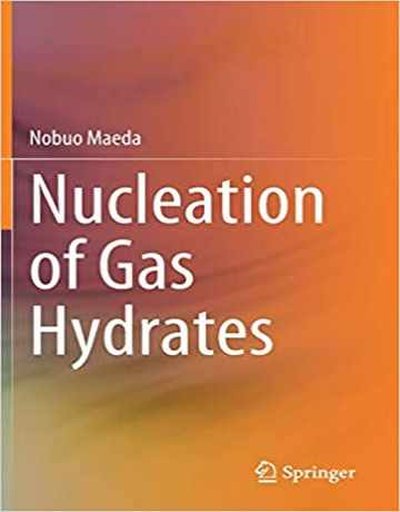 کتاب هسته زایی هیدرات های گازی 2020